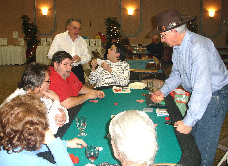 Denny Texas Hold em