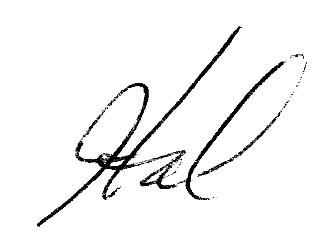 signatujre