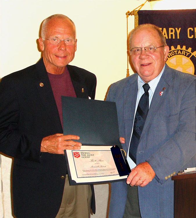 bell ringer award